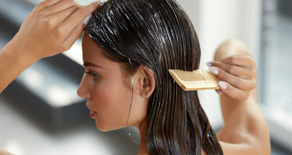 Как увлажнить кожу головы