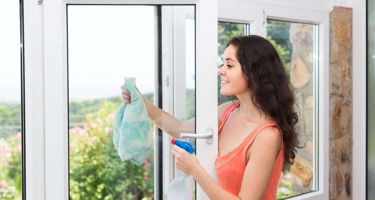 Мытьё окон: советы и рекомендации