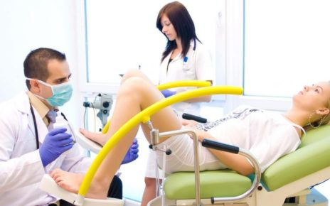 Особенности приема гинеколога