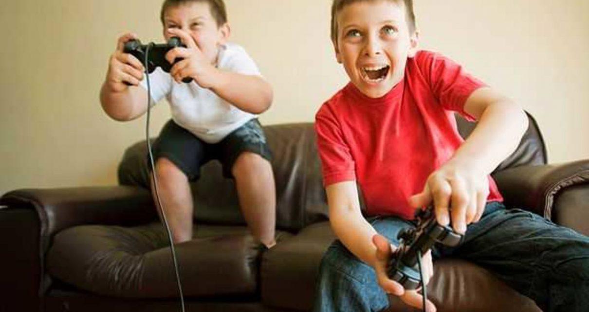 Влияние компьютерных игр на детей